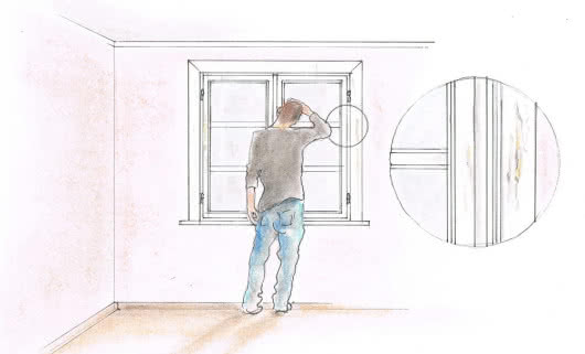 Renowacja drewnianych okien - ocena stanu okna