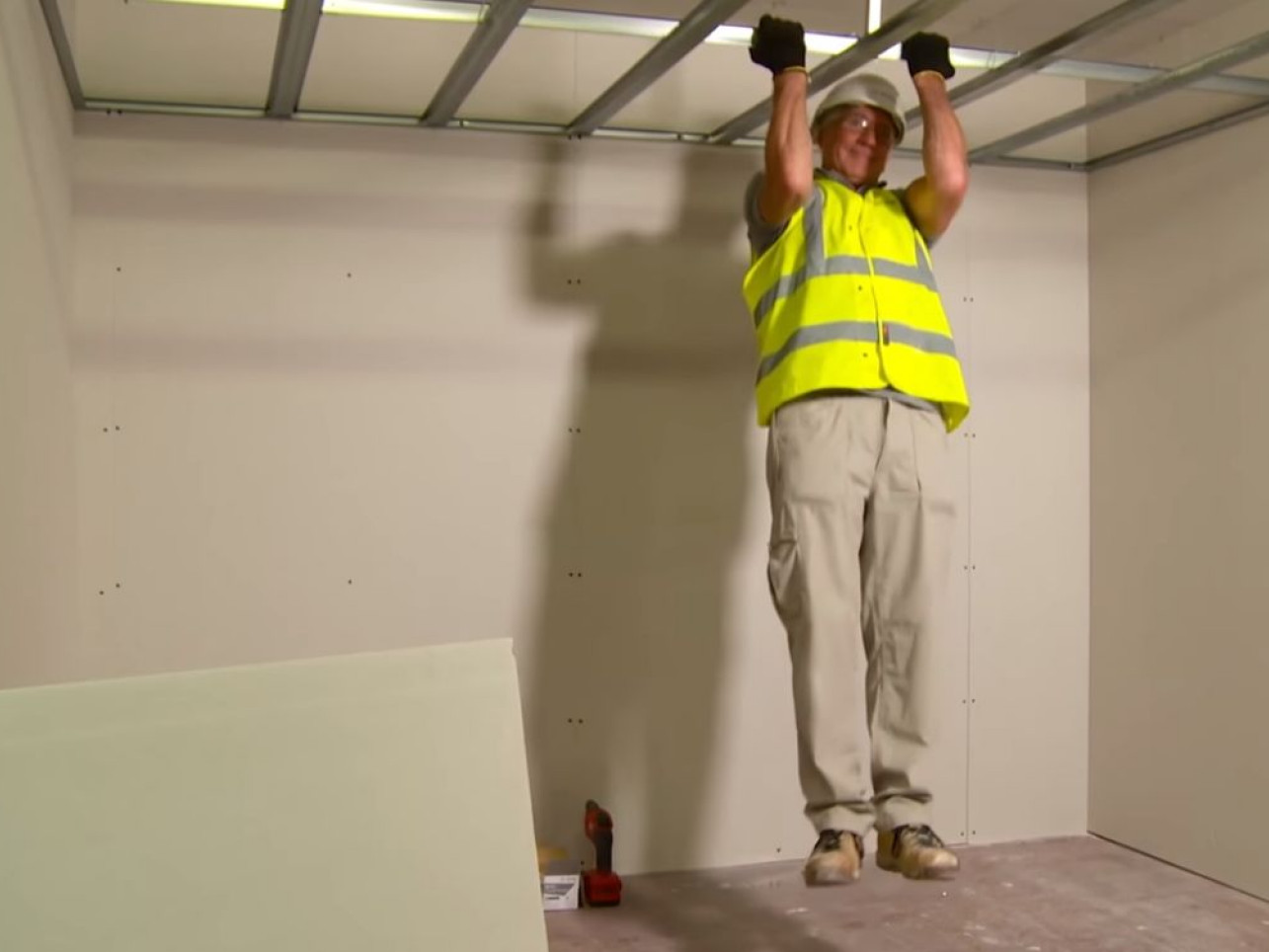Montaż Sufitu Podwieszanego Krok Po Kroku Budujemy Dom