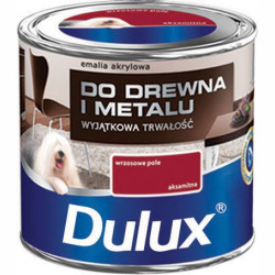 Dulux® Emalia do drewna i metalu