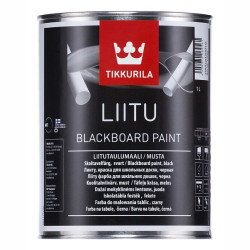 Farba do malowania tablic Tikkurila Liitu Blackboard Paint