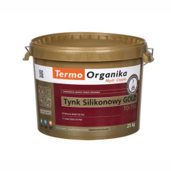 Tynk silikonowy GOLD TO-TSG