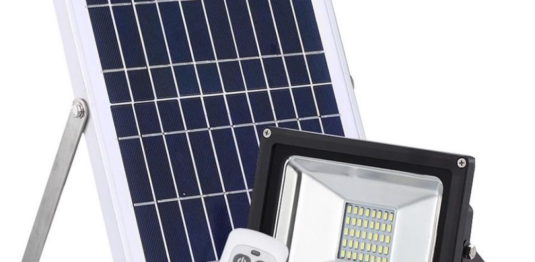 lampy solarne doświadczenia