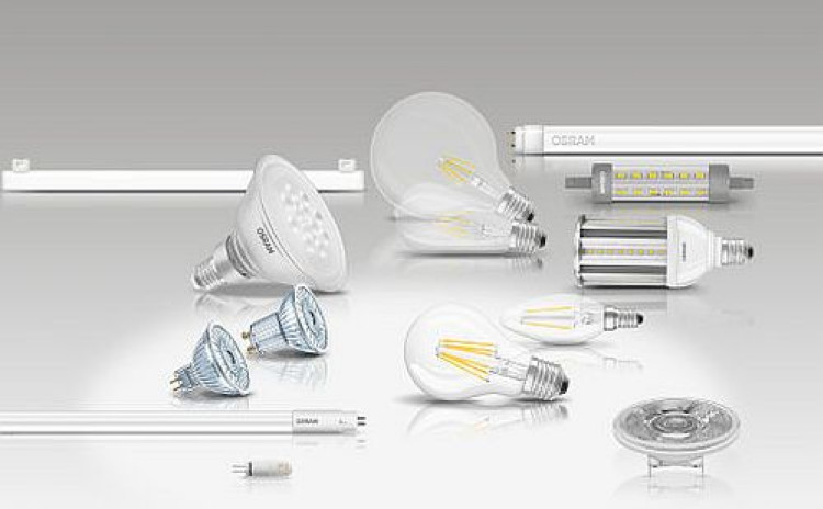 Lampy LED z regulacją strumienia świetlnego