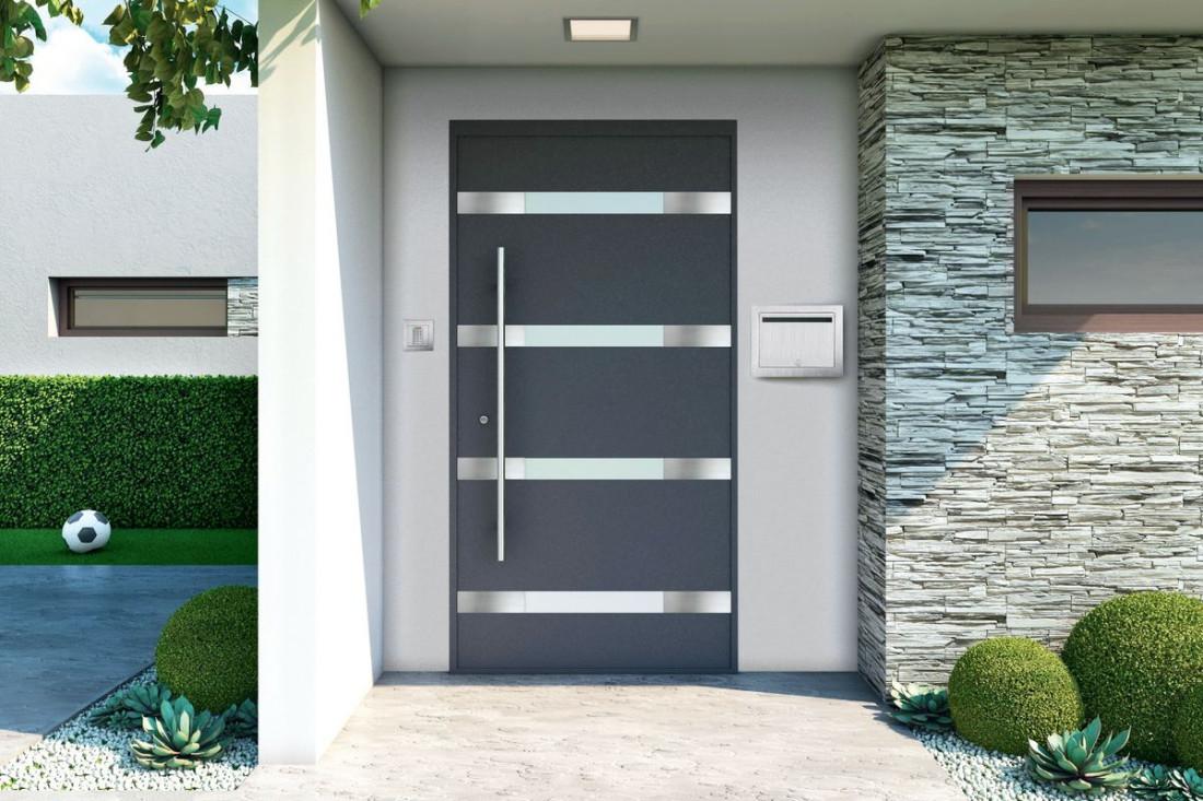 Современные и функциональные входные и межкомнатные двери