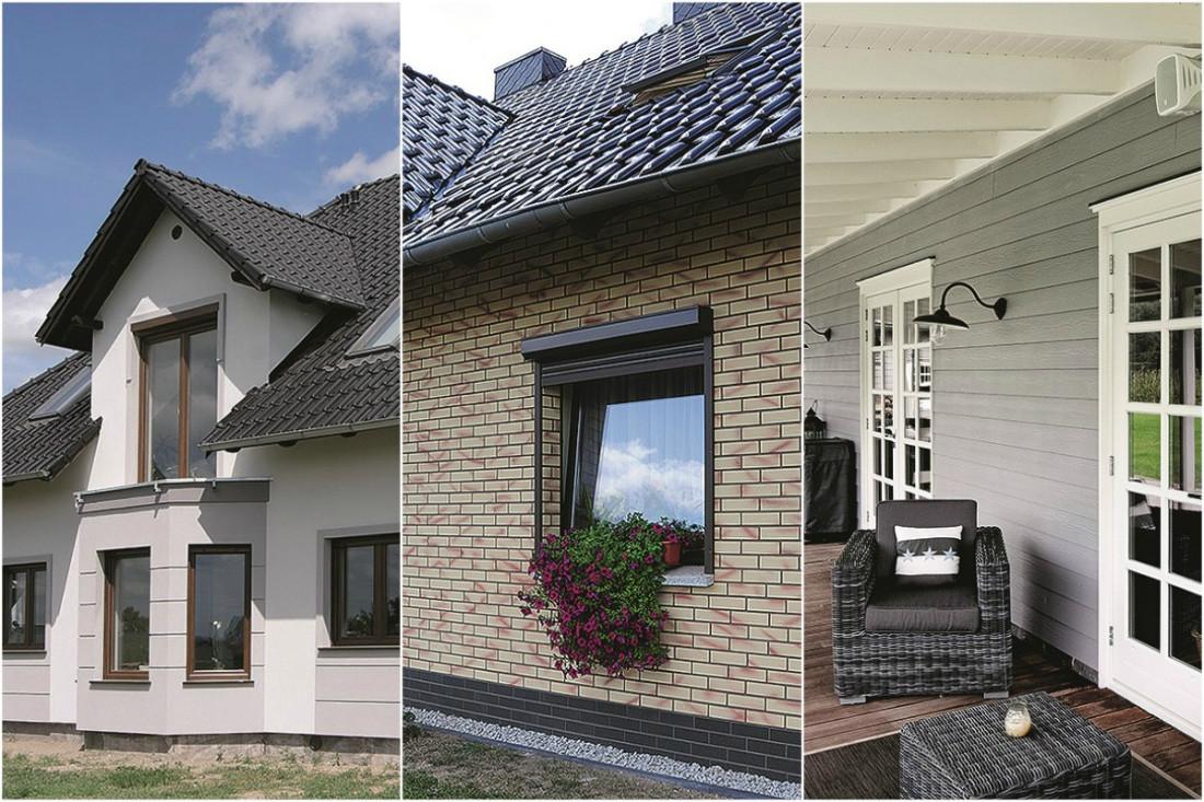 Элементы которые эффектно украшают и одновременно защищают наши фасады