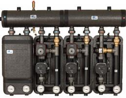 Zaawansowane technicznie sprzęgła i sprzęgło-kolektory firmy Elterm