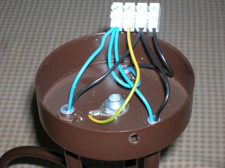 Jak rozdzielić włączanie lampy