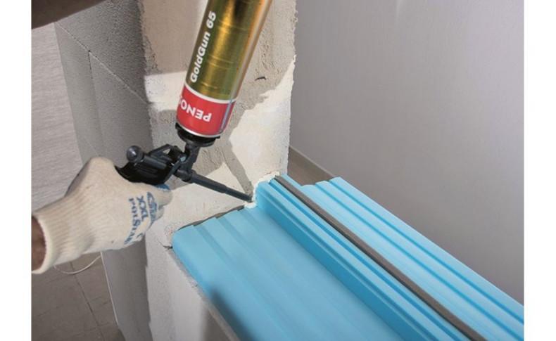 Montaż okien na pianę i zastosowanie taśm izolacyjnych. Zasady montażu okna - tobehappy.pl