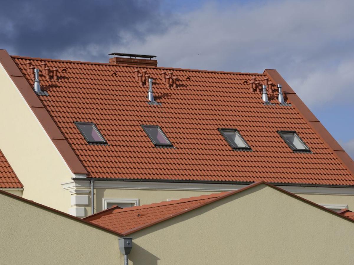 Cena pokrycia dachowego elementy składowe