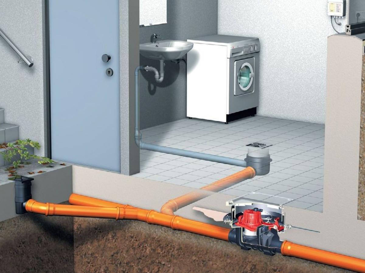 Как выбрать трубы для внутренней канализации
