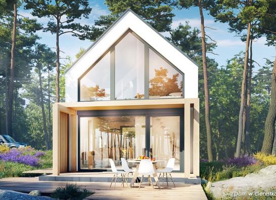 Czy warto budować mały dom (do 35 m2)?