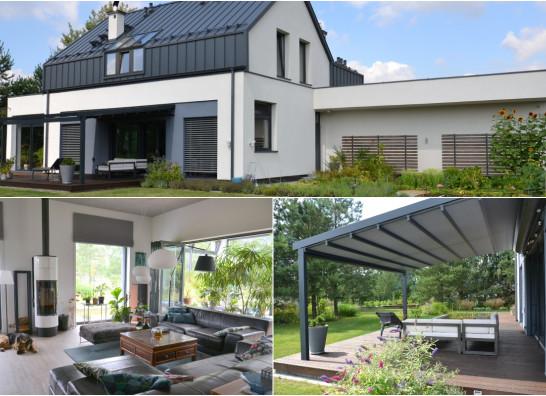 Dom energooszczędny i ekologiczny dla dwojga
