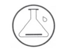 Маркировка керамической плитки для пола: Химическая стойкость - пиктограмма