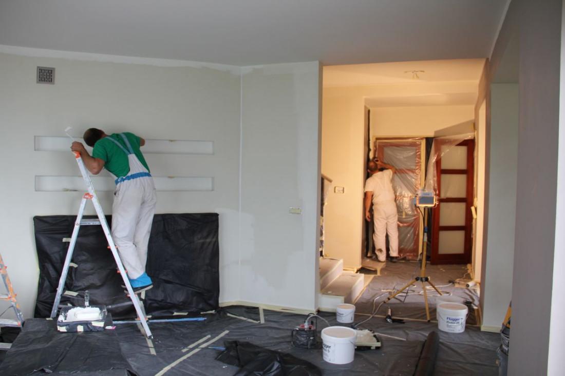 На что обращать внимание при покраске комнат - практическое руководство