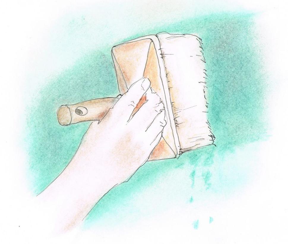 Укладка керамической плитки - Гидроизоляция