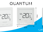 Poznaj regulator temperatury Quantum (SALUS Controls)
