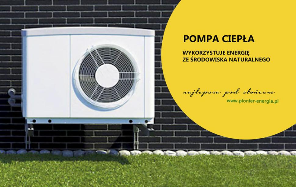 Pompa ciepła Pionier Energia