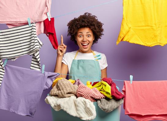 Oznaczenia prania - jak odczytać symbole na metkach?